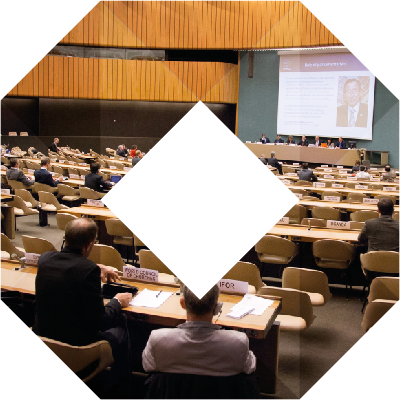 OEWG session in 2013 on the role of parliaments