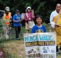 Ground Zero Center for Nonviolent Action Takes on Chain Reaction 2016