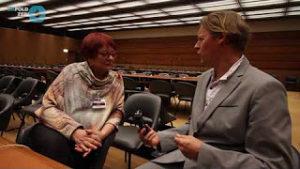 UNFOLD ZERO interview with Tarja Cronberg