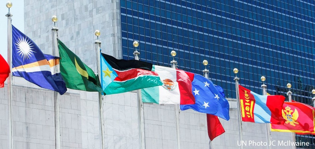 Action For Un Day Of Multilateralism And Diplomacy For Peace: April 24 –  Unfold Zero