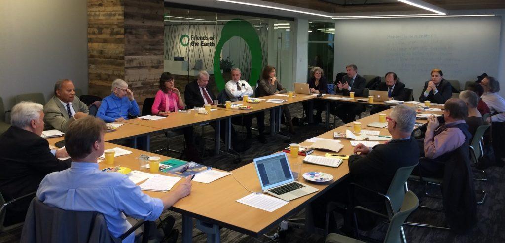 UNFOLD ZERO consultation in Washington DC hosted by Green Cross International