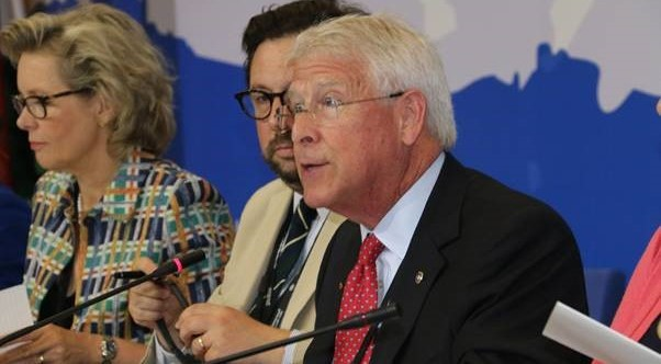 U.S. Senator Roger Wicker chairs the OSCE committee which adopts resolution supporting de-alerting and no-first-use.