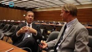UNFOLD ZERO interview with Bruce Blair
